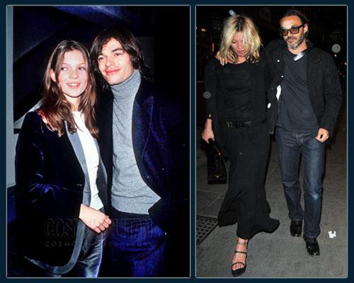 Kate Moss & Mario Sorrenti