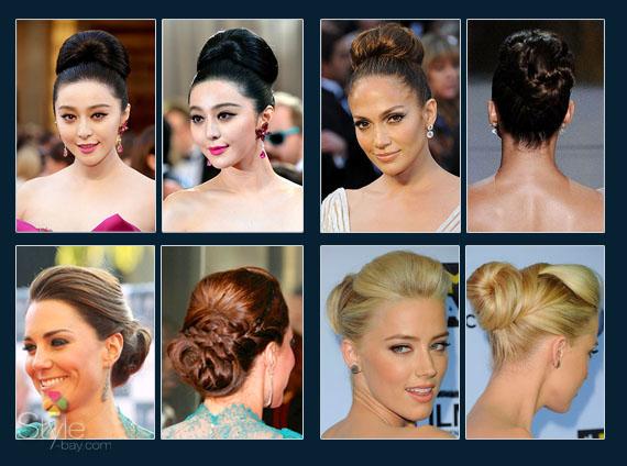 Fan Binbin; Janifer Lopez; Kate Middleton; Amber Heard