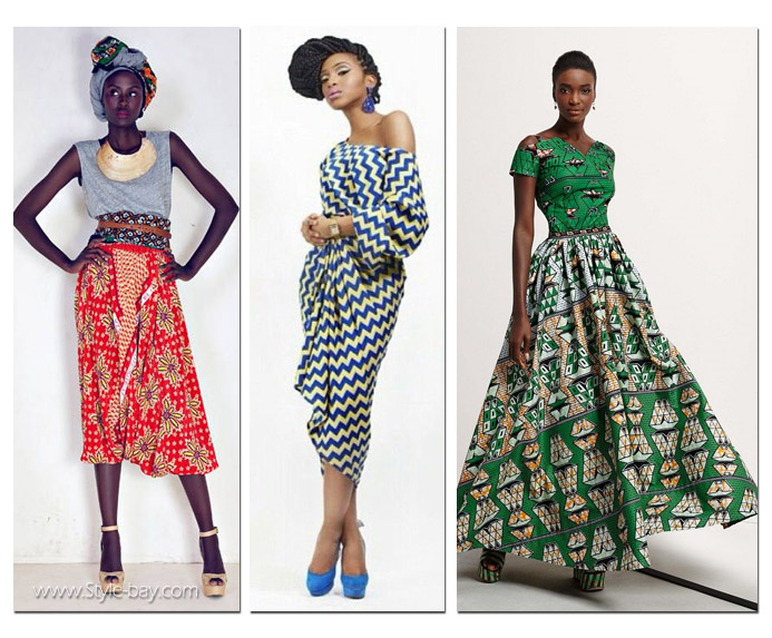 african style 3