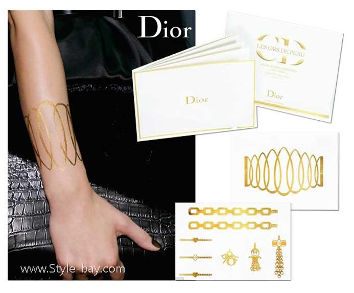 Flash-tatoos_Dior