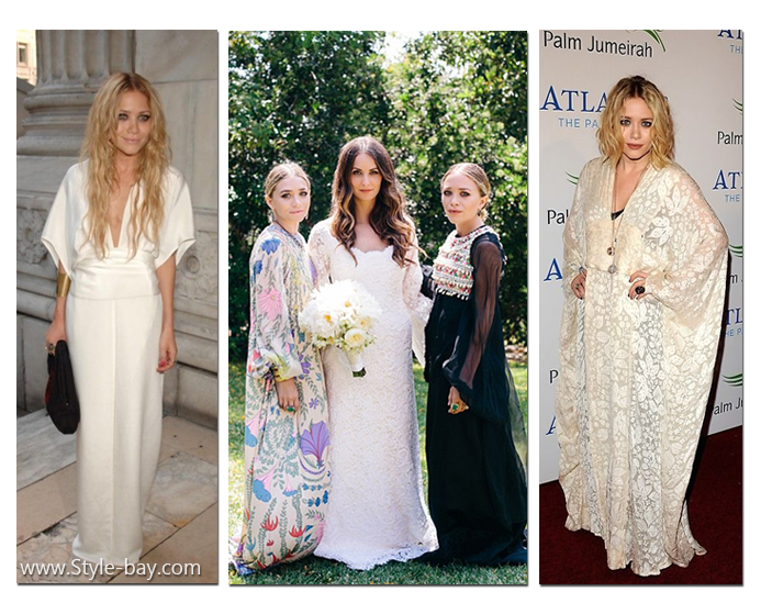 Mary-Kate Olsen and Ashley Olsen boho style 3
